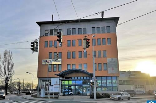 Bürohaus mit moderner Architektur Nähe U-Bahn