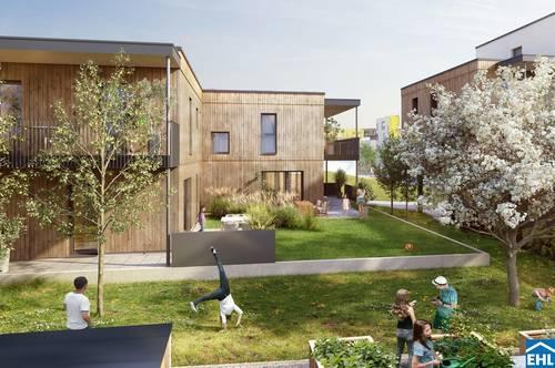 Exklusive Vorsorgewohnungen am Rosenhügel – Ihr Investment im Wildgarten