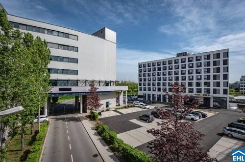 campus 21 -BUSINESSPARK WIEN SÜD / LAGERFLÄCHEN