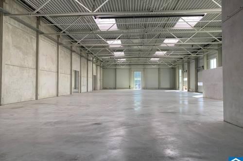 Flexible Lagerflächen im Gewerbegebiet Eibesbrunn!