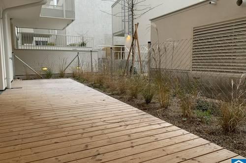 ERSTBEZUG - moderne Gartenwohnung in Ottakring