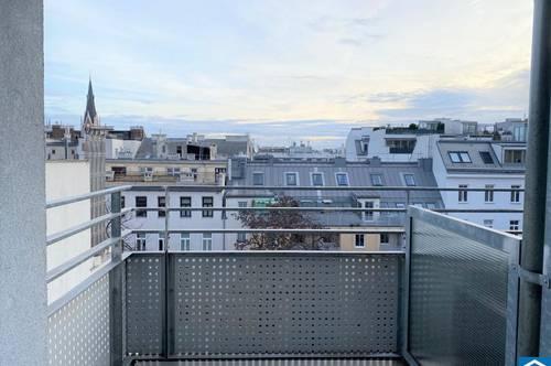 Top 3 Zimmerwohnung mit Balkon