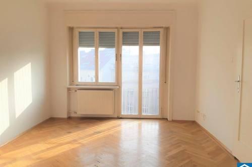 Schöne 2 Zimmerwohnung im historischen Freihausviertel