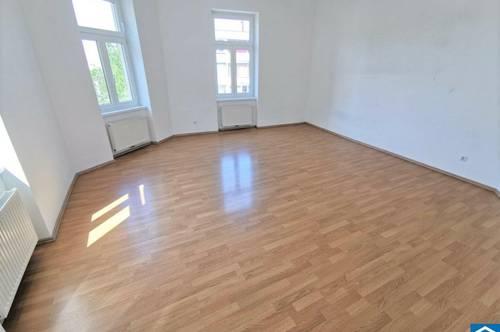 PROVISONSAKTION: 1BMM, 50% werden von der Eigentümerin übernommen - Schöne 2 Zimmerwohnung in 1100 Wien