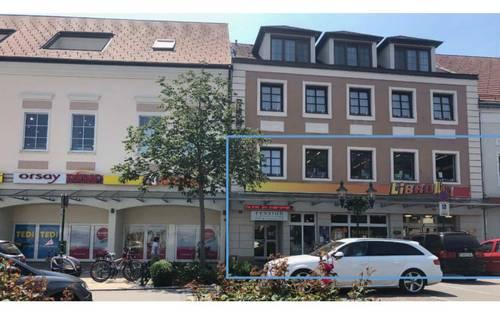 Geschäftsfläche in Tulln direkt am Hauptplatz!