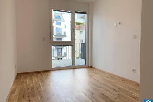 2 Zimmer Wohnung - Wohnen in grüner Wohnanlage