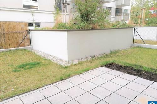 Wunderschöne 1-Zimmer Wohnung mit eigenem Garten beim Prater!