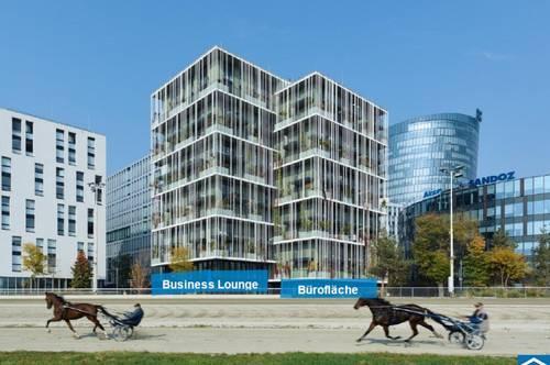 Modernes und flexibles arbeiten im grünen Viertel Zwei