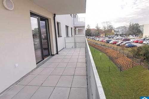 Aqua No. 8 - modernes Wohnen nähe Stadtzentrum!