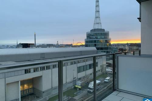 Top 3Zimmerwohnung nahe dem WU Campus und Wiener Prater