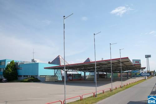 Attraktive Logistik- / Handelsimmobilie bei Hagenbrunn (Miete oder Kauf möglich)