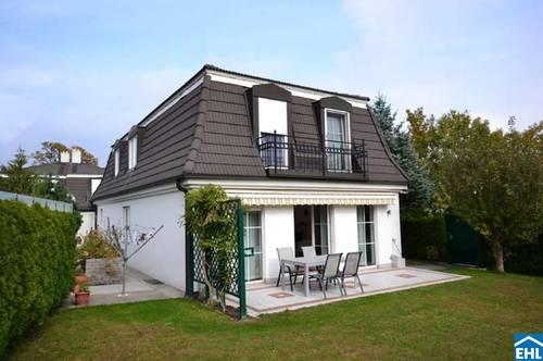 Einfamilienhaus - Wohnen auf der Sonnenseite im Süden von Wien!