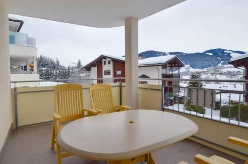 ELLMAU! 3-Zi. auf 70 m² mit 14 m² großer Terrasse