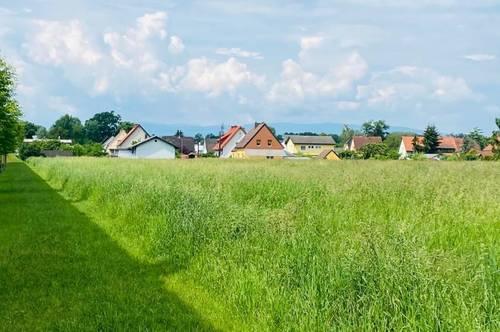 Schnell Zuschlagen.....attraktives Gewerbegrundstück in perfekter Größe mit bestehendem Einreichplan ....im Süden von Graz !!