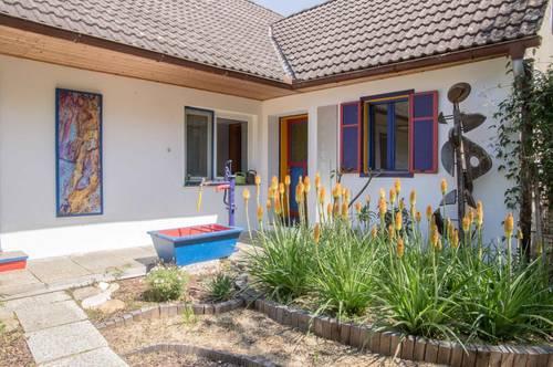 8271: Traumgarten mit leistbarem 2 Familienhaus