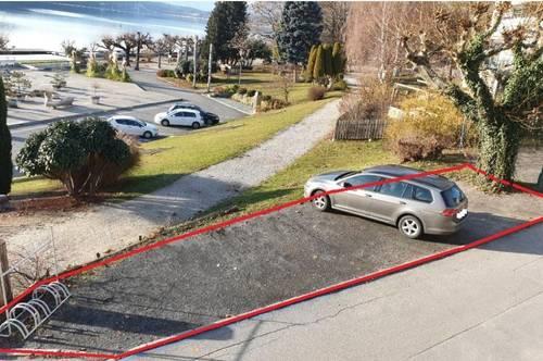 Parkplatzfläche im Zentrum von Millstatt zu verpachten
