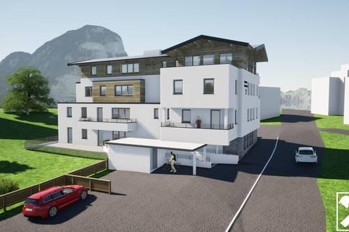 Traumhafte Dachgeschosswohnung mit Terrasse und 2 Balkonen