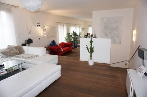 Exclusive 3 Zi. Maisonette - Wohnung in Bestlage Mondsee - St. Lorenz mit Mondseeblick - 1 Balkon, 2 Terrassen, Lift, 2 Tiefgaragenplätze ! ! !