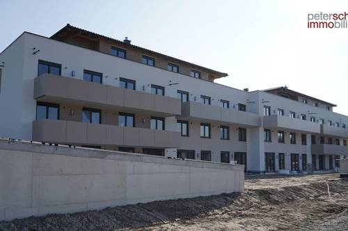 RESERVIERT! ! ! 4 Zi. Garten-Maisonette-Wohnung Mondsee und Irrsee mit 2 Eingängen, Tiefgarage, Gartenanteil - NO KÄUFERPROVISION ! ! !