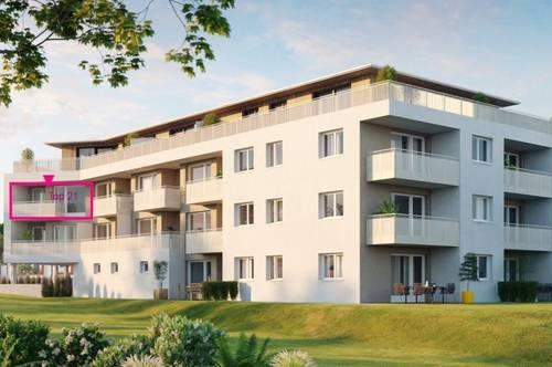 ERSTBEZUG Exklusives Mietobjekt - 4 Zimmer-Wohnung im Ortszentrum von Mondsee