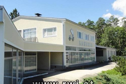 Wohn-und Betriebsliegenschaft, 2,718 m² Grund mit KFZ Werkstätte