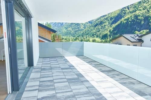 """ERSTBEZUG: Wohn(t)raum in der Scheffau - 3 Zimmer mit großer Terrasse in """"Stella Living"""""""
