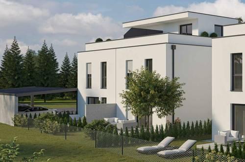 Komfortable Eigentumswohnung mit Garten und Dachterrasse in St. Pölten - Wagram (TOP 2 DT)