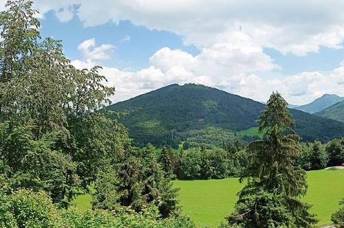 Berggrundstück Genussgipfel