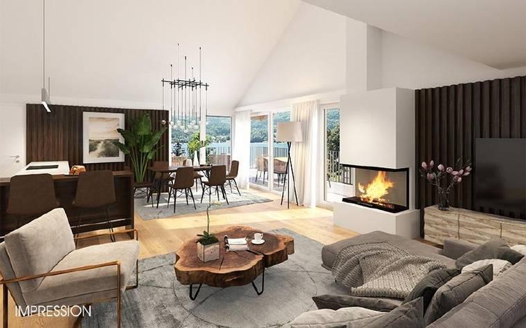 3-4-Zimmer-Premiumwohnungen-Fuschl bei Salzburg-Innenraum