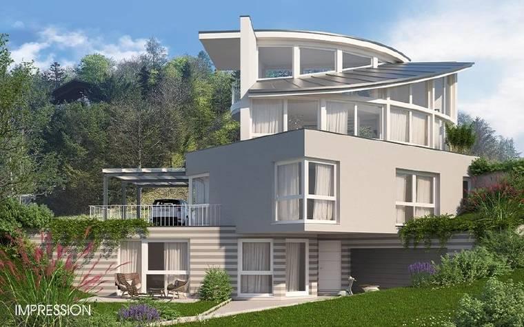 Einfamilienhaus-Fuschl am See-Ansicht