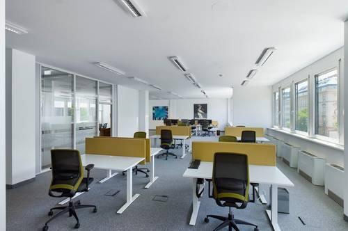 BIG BIZ - Moderne Bürofläche sofort bezugsfertig