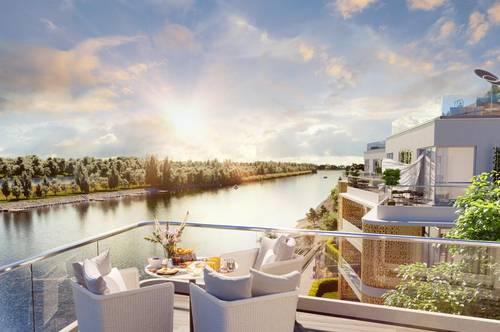 The Shore - Neubauprojekt direkt am Wasser