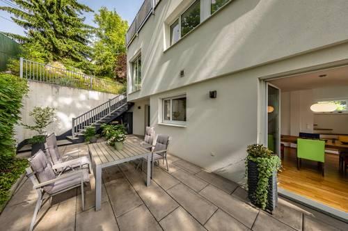 Familienwohntraum - Modernes Einfamilienhaus mit Garten am Wolfersberg