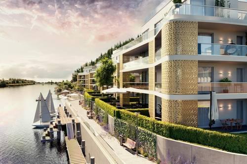 """""""THE SHORE"""" - LIFESTYLE DIREKT AM WASSER - Einzigartiges Neubauprojekt an der Donau!"""