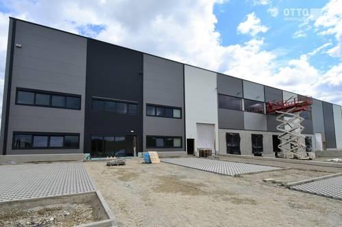 Logistik- & Gewerbepark GRAZ Süd - bezugsfertig Anfang Q4 2021