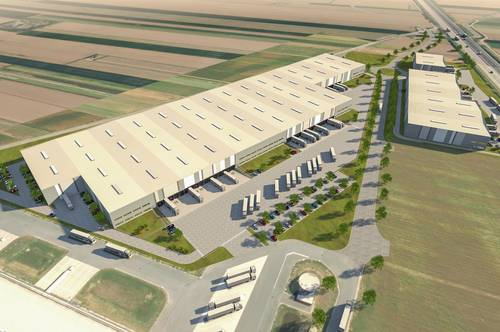 Logistik- & Gewerbepark GRAZ Süd