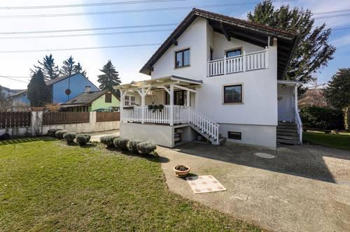 Wohnen in der Schwarzlackenau- Haus auf Pachtgrund - Sommeraktion