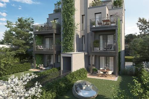 Grinzing: Familien-Gartenwohnung auf 2 Ebenen!