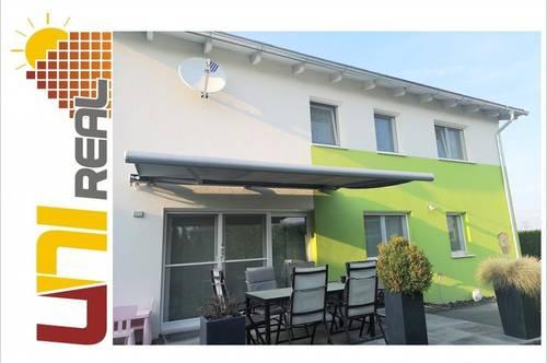 - UNI-Real - Schickes, modernes Eigenheim mit Terrasse