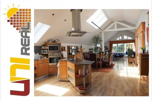- UNI-Real - Sehr großes und wunderschönes Architektenhaus zum Wohnen und Arbeiten
