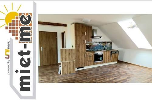 - miet me - Tolle Dachgeschosswohnung Nr. 2 – Erstbezug nach Sanierung