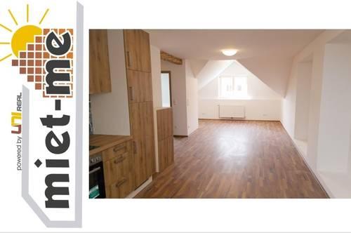 - miet me - Tolle Dachgeschosswohnung Nr. 1 – Erstbezug nach Sanierung