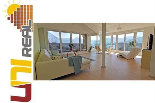 - UNI-Real - * Exclusiver Dachgeschoss Traum mit Seeblick und Bergpanorama *  VIDEOBESICHTIGUNG