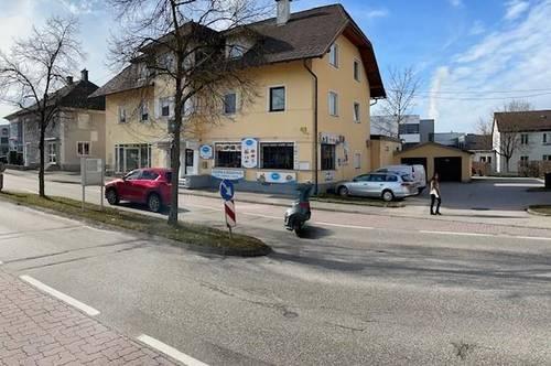Wohn- und Geschäftshaus Stadtzentrum Laakirchen