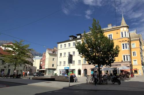 Anleger und Geschäftsleute aufgepasst! Gut vermietetes Geschäftslokal in Innsbruck zu verkaufen!