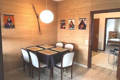 90 m² teilmöblierte Wohnung - Ragnitzstraße