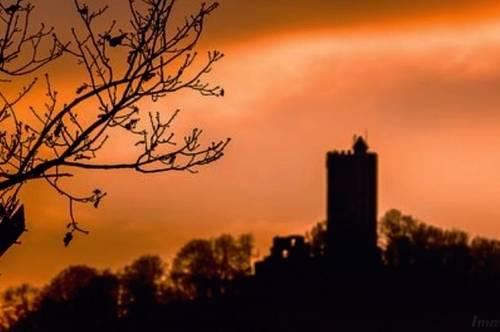Liebhaberobjekt - Romantiker aufgepasst - Mittelalterlicher Turm