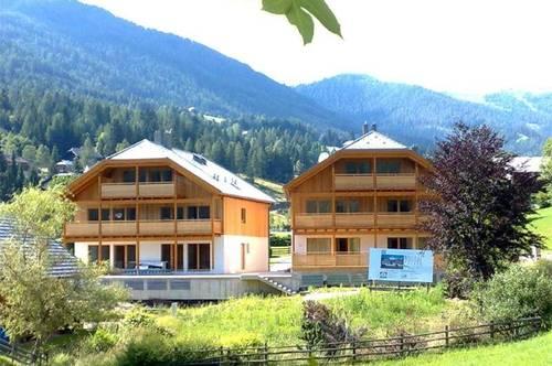 BAD KLEINKIRCHHEIM / Obertschern - Neue Panorama-Appartements