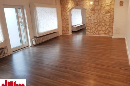 Provisionsfrei / Wohnhaus mit Geschäfstlokal an der Glan zu vermieten!