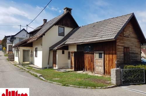 Renovierungsbedürftiges Häuschen in Feistritz i.R.!